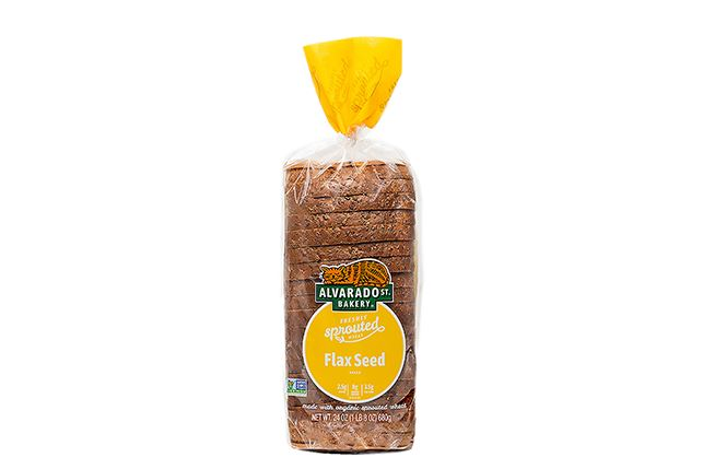 Sprouted Wheat Flax Seed Bread