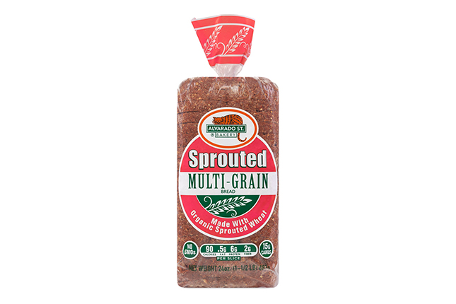 Sprouted Wheat Multigrain Bread