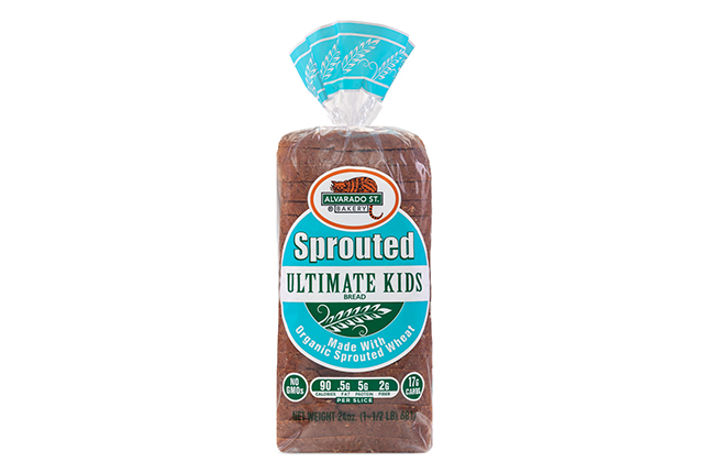 Sprouted Ultimate Kids Bread