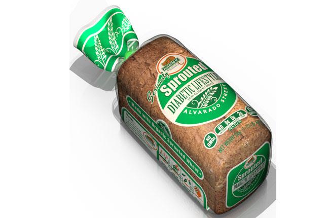 Diabetic Lifestyles Low Glycemic Bread