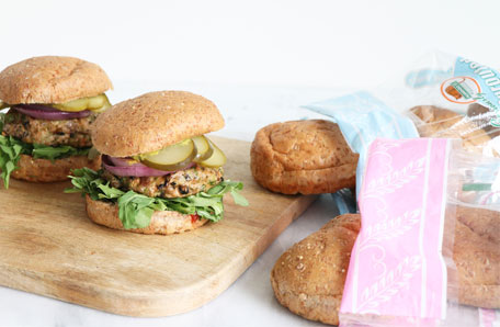 Quick burgers with lots of flavor!
