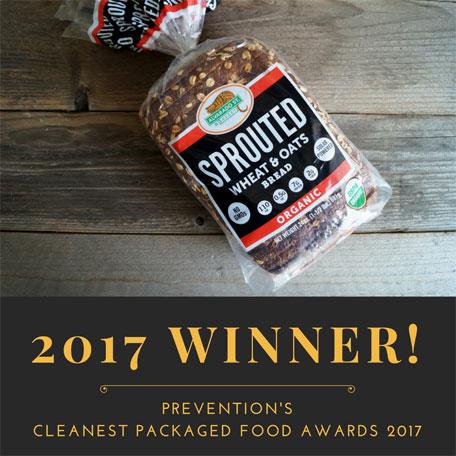 Prevention Magazine Clean Green Food Award