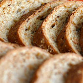 organic tasty bread
