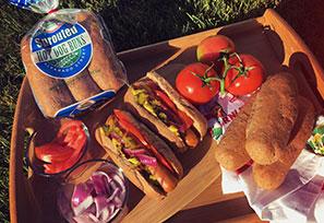 Organic Chilli Hot Dogs