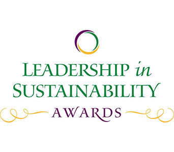 award for leadership in sustainability