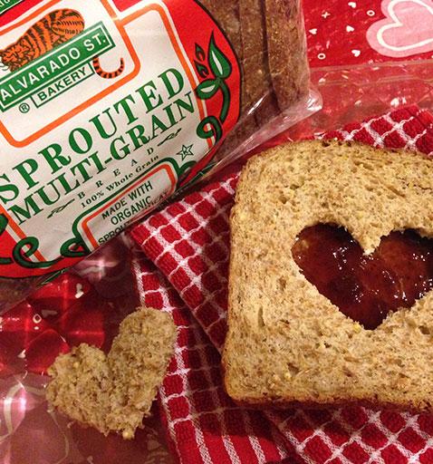 non-gmo breads